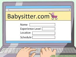 Find Babysitting Jobs In Your Area How To Get A Babysitting Job 13 Steps With Pictures Wikihow