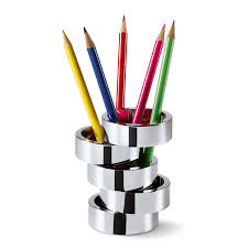 rotondo pen holder  philippi  touch of modern