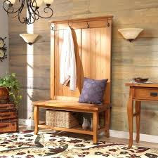 Hall Tree Coat Rack With Bench Entryway Bench And Coat Rack Country Hall Tree With Bench Hall Trees 86