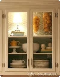 Glass In Kitchen Cabinet Doors Magnificent Adding Glass To Kitchen Cabinet Doors R Adding Glass To Kitchen