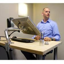 ergotron mx desk mount lcd arm 45 214 026