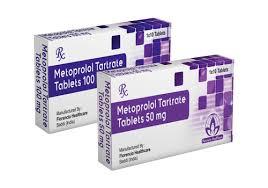 metoprolol tartrate tablets 50mg 100mg