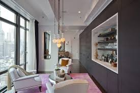 san francisco closet bar with synthetic area rugs family room modern and dark floor