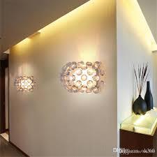 2018 modern foscarini caboche led wall lamp eliana gerotto 350mm190mm light for bedroom hallway dinning room indoor lights from ok360 modern wall lights for living room98