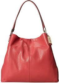 Coach Madison Small Phoebe Shoulder Bag 26224 (Loganberry)