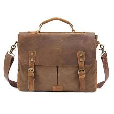 luxury mens briefcase