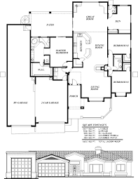 pool house plans with garage. House Plan Modern Ideas Pool With Garage Plans And Home Design Sunset Homes Of