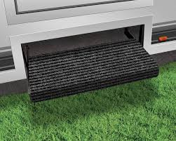 the fit is important for attaching the new rugs to your rv s steps fortunately most steps on rvs are of a standard width usually 24 wide