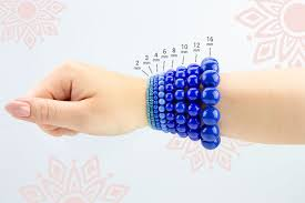 Bracelet Size Chart Mm Size Chart For Beads