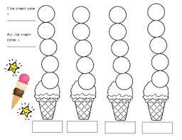 Behavior Chart Ice Cream Cones