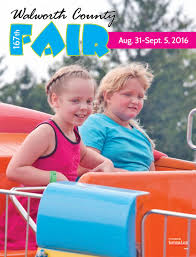 Walworth Co Fair By Southern Lakes Newspapers Issuu