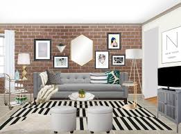 We Tried It: Four Online Interior Design Sites Tackle a PEOPLE Writer's  Very Tiny New York Living Room