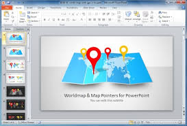 powerpoint map templates using maps in powerpoint presentations