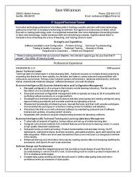 Technical Trainer Resume Example Pinterest Resume Examples And