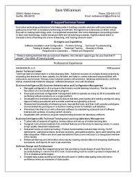 Technical Trainer Resume Technical Trainer Resume Examples Sample Resume Resume Examples