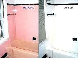 diy bathtub refinishing bathtub refinishing spray kit reviews kits bathtub refinishing diy bathtub refinishing