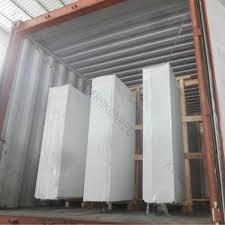 building material pure white artificial quartz stone slab 1