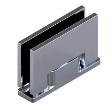 it can be mounted to the floor the ceiling the wall a header or even a fixed glass panel providing unmatched flexibility for any frameless shower door