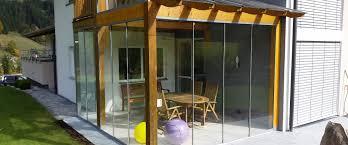 Wintergarten Glasschiebeelemente - Glasschiebetür Und Glasschiebwand