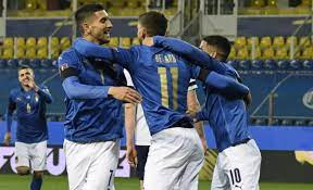 Italia Repubblica Ceca LIVE: sintesi, tabellino, moviola e cronaca del match