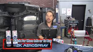 How to Spray a Bed Liner & Floor Pan Coating POR15 Bed Liner