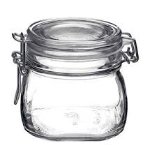 Large Decorative Glass Jars With Lids Small 100 oz Glass Decorative Jar Homemade Food Gifts Canning Supply 80