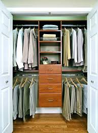 and closet photo 5 of in premium wood organizer amazing closets organizers shelf design allen roth