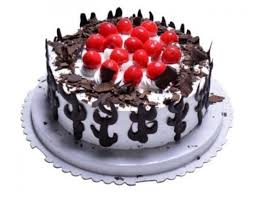 Blackforest Cake 9 Order Birthday Cake
