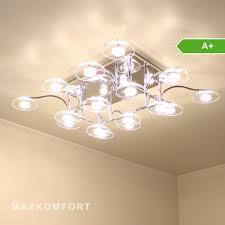 Leuchten 16 Deckenleuchte Led Deckenlampe Adara Lampe Modern