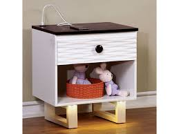 nightstand with usb.  Usb Meredith Night Stand W USB Outlet With Nightstand Usb W