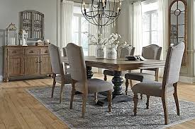 the tanshire dining room table from ashley furniture home afhs perfectly capturing the true beauty of vine cal design the vine light
