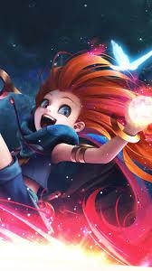 League Of Legends Zoe - 2160x3840 ...