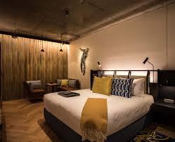 hotel bedroom lighting. QT Hotel Lighting Design By Electrolight Bedroom