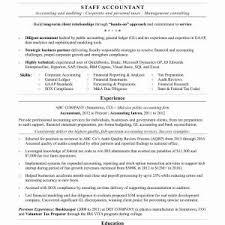 Elegant Accounting Intern Resume | Madiesolution.com