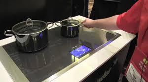 Hybrid Induction Cooktop Thermador Freedom Induction Cooktop Hands On Youtube