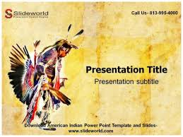 america ppt template online american indian powerpoint template