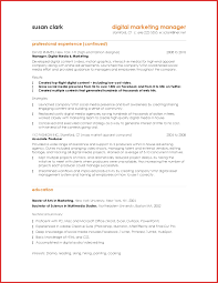 Awesome Top Resume Example Resume Pdf