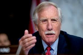Sen. Angus King Says There's Not Sufficient Evidence For Impeachment  Inquiry | Maine Public