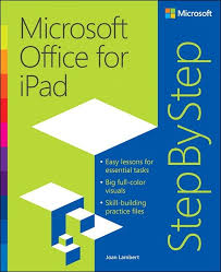 new book microsoft office for ipad step by step microsoft press blog microsoft office for ipad step by step