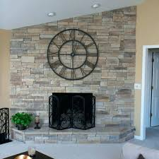 dry stack stone fireplace cost of stacked stone fireplace stacked stone veneer fireplace installation dry stack