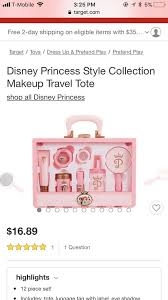 new disney princess travel kit games toys in upland ca offerup