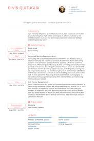 Bank Teller Resume Samples Visualcv Resume Samples Database