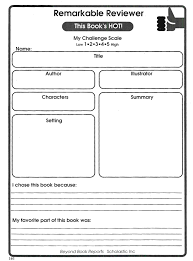Book Recommendation Sheet | Free Teaching Resources & Lesson Plans