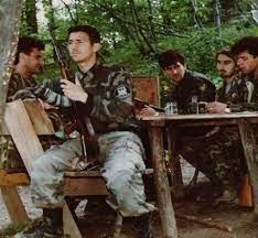 Hosovci... - Hrvatske obrambene snage HOS | Facebook