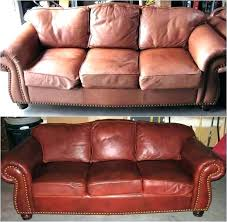 fix leather sofa leather couch rip repair repairing leather couch re color of leather sofa repair