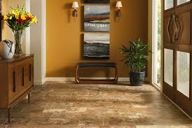 design ideas for travertine look tile
