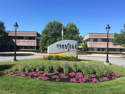 Office landscaping Landscaped Office Park Landscaping And Grounds Maintenance Zodegas Lawn Maintenance And Landscaping Office Parks Nd Landscaping