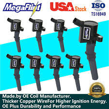 ford f 350 car truck ignition coils modules pick ups 8pcs ignition coil 4 6l 5 4l v8 for ford f150 e250 e350 mercury dg508 expedition fits ford f 350 super duty