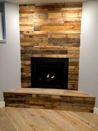 prefabricated pallet wood wall panels