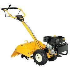 208cc rear tine counter rotating gas tiller with